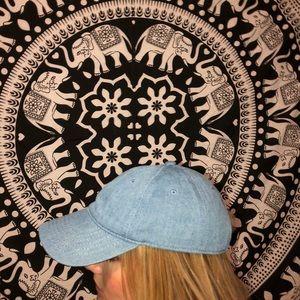 Other - Denim Dad hat!